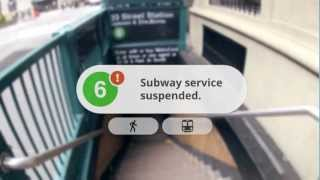 """Google Project Glass: Official Concept Walkthrough Video, """"One Day"""" [HD]"""