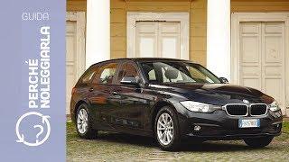 BMW Serie 3 Touring, perché noleggiarla... invece di comprarla - Video