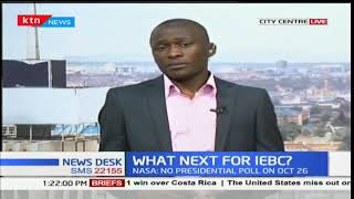 What to expect from IEBC following the High Court ruling on the inclusion of Ekuru Aukot