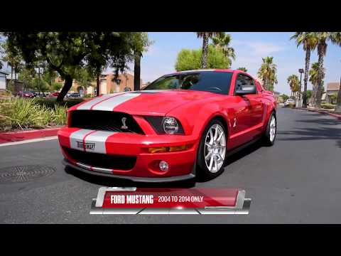 Ford Mustang S197 2005-2014 Performance Parts