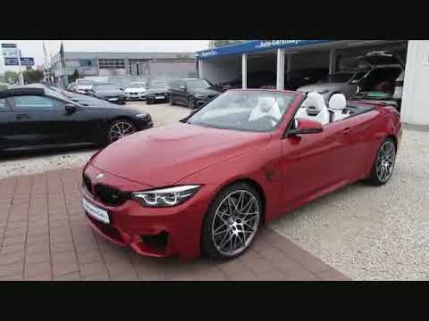 Video BMW M4 MComp.Dr+SpurAssist/SurroundV/HK+DAB Neu106