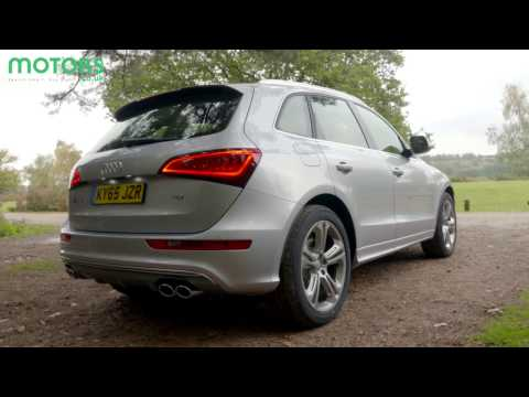 Motors.co.uk Review - Audi Q5