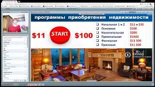 Презентация компании по недвижимости Evinizi, стратегия бизнеса
