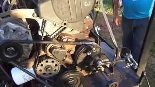 Perfuratriz De Poço Com Motor De Uno 1.3