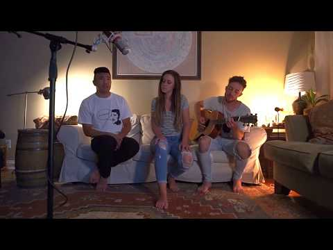 Noah Kahan And Julia Michaels ~ Hurt Somebody Acoustic Cover