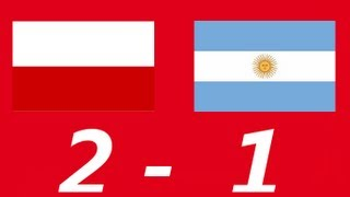 Polska-Argentyna 2-1 [Skrót].