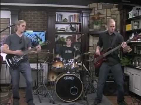 "Spoon Fight performs ""Imperfection"" on WSLS Daytime Blue Ridge"