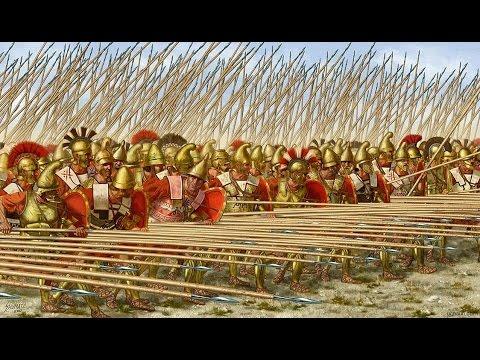 Исторические битвы, Пидна, легендарная сложность