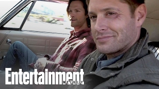 Entertainment Weekly's PopFest | Supernatural : Jensen Ackles and Jared Padalecki On Remaking 'Baby'  (29.10.16)