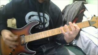 Chevelle - An Island (Guitar Cover)