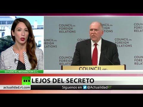Trump revoca credencial de seguridad al exdirector de CIA con Obama