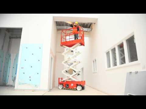 Snorkel S1930E Electric Slab Scissor Lift