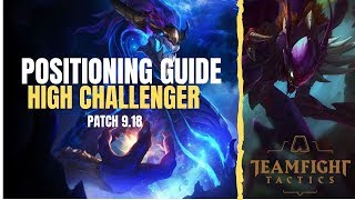 TFT | HOW TO POSITION AGAINSTWITH: ASSASSINS, GNAR, KENNEN, RANGER UNITS