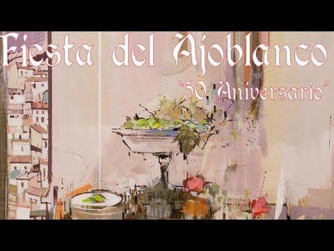 Fiesta del Ajoblanco 2018 de Almáchar