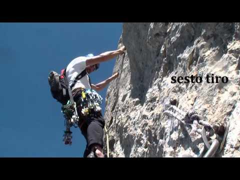 Alpinismo: Gran Sasso - Corno Piccolo - Seconda Spalla - Aquilotti 75