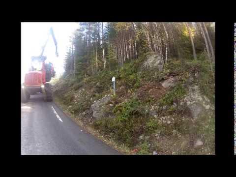 Timber Team: Komatsu & GMT035 2
