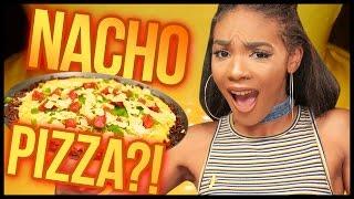 DIY NACHO PIZZA?! Slice Slice Baby w/ Kellie Sweet