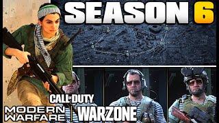 Season 6 - Warzone Map Change, New Guns, Operators & More!   Modern Warfare News And Updates