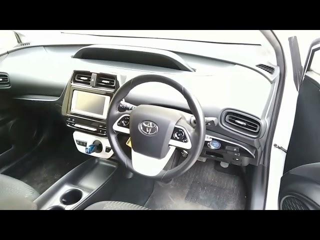 Toyota Prius S 2017 Video