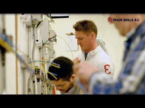 Trade Skills 4U Electrical Training Video - YouTube