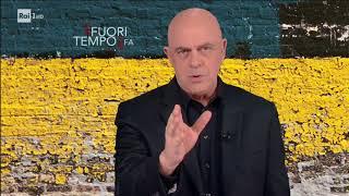 """Maurizio Crozza e l'""""estinzione"""" del PD in Molise - Che fuori tempo che fa  23/04/2018"""