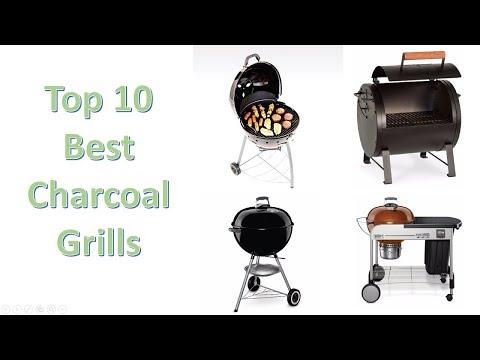 Top 10 Best Charcoal Grills in 2018