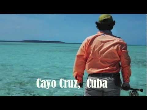 Fly Fishing Cayo Cruz, Cuba