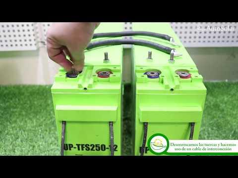 Conexión de baterías en paralelo: peligros y desventajas