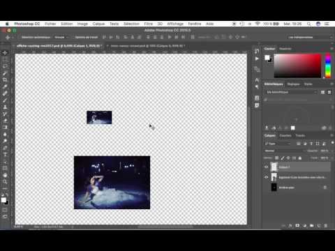 video2brain - le dtourage dans photoshop cs5