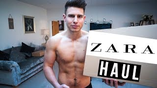 HUGE Zara Men's Clothing Haul (£300+)