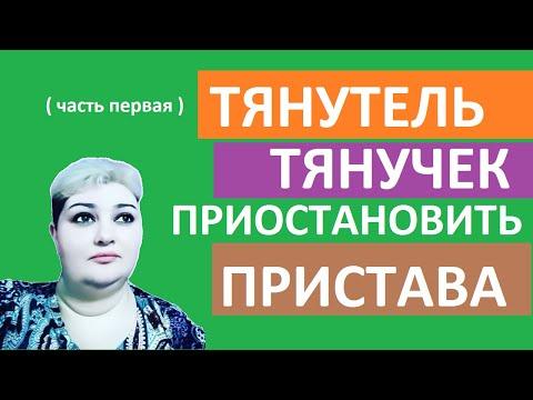 Как приостановить исполнительное производство у пристава (часть первая) // РОДНОЙ РЕГИОН