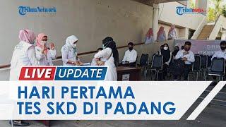 Hari Pertama Tes SKD CPNS 2021 di Padang, Ini Skema Pemeriksaan Peserta sebelum Masuk Ruangan