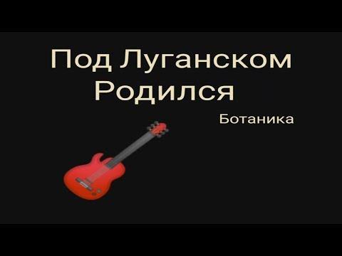 ПОД ЛУГАНСКОМ РОДИЛСЯ (cover by Alexei) #кавер #alexcold #гитара