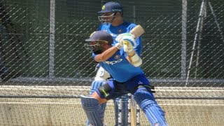 Watch: Indian cricket team's full practice session ahead of do or die second ODI