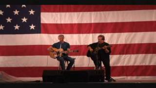 "Aaron Tippin Plays ""Stand for Something"""