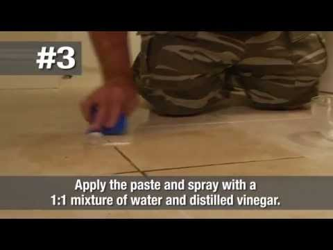 How to Clean Grout | Home Hack
