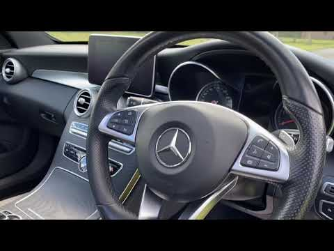 Mercedes C220CDi AMG Line Premium Plus Estate Video