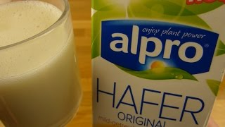 Alpro - Oat / Hafer Drink Original (Vegan)