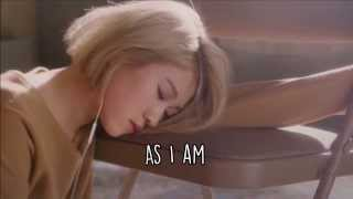 백예린/Yerin Baek- As I am (with lyrics)