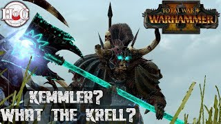 Kemmler? What the Krell? - Total War Warhammer 2 - Online Battle 189 | Kholo.pk
