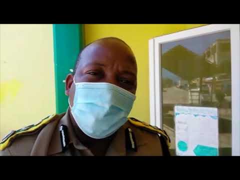 Commissioner Of Police Visits Dangriga