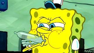 Hintergrund von spongebob
