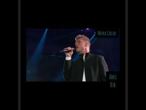 "Let It Be Me - Steve Aoki y Backstreet Boys ""I Heart Radio"" 2019"