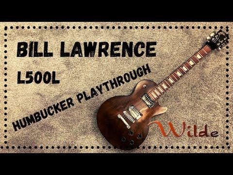 Bill Lawrence L500L Humbucker