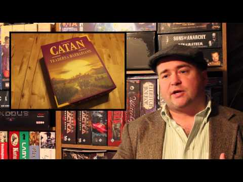 The Discriminating Gamer: Catan: Traders & Barbarians, 5th Edition
