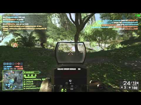 Battlefield 4Guerrilla Warfare - Squad Up - Ownage in the Peaks