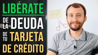 Video: Cómo LIBERARTE De Tu Deuda De Tarjetas De Crédito PARA SIEMPRE
