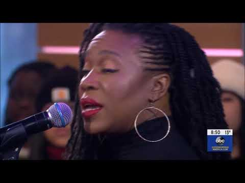 "India.Arie sings ""Steady Love"" from Worthy Live Concert Performance HD 1080p"