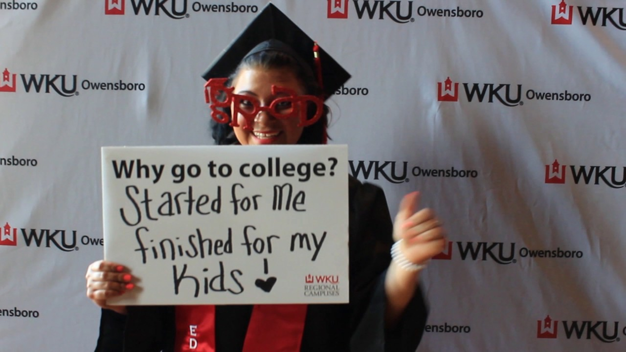 Why go to college? Video Preview