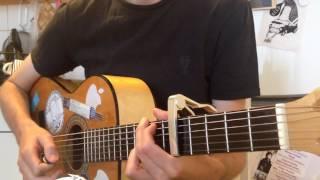 Eskimo (Damien Rice) – Guitar lesson